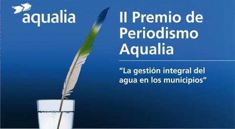 Aqualia desvela cuatro finalistas II Premio Periodismo