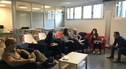 """Creatividad e innovación proyecto innovación """" Maleta Agua"""" Cátedra DAM"""