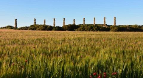 huellas Imperio Romano Cuenca Ebro