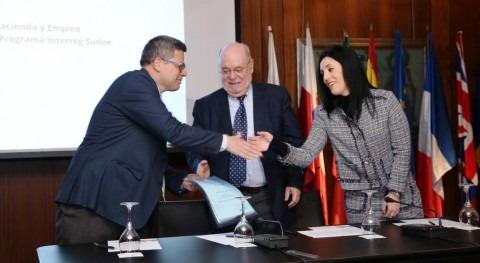 CENTA firma nuevo acuerdo concesión proyecto INTERREG SUDOE