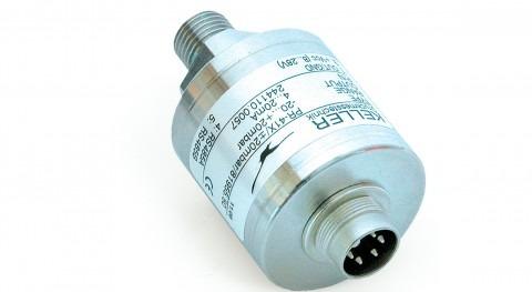 Transmisores presión alta resolución medidas milibares (Serie 41X)