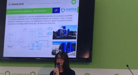 Presentación proyectos europeos agua, energía y ciudad