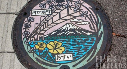 Agua y arte nipones: historia alcantarillas Japón