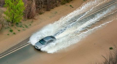 últimas inundaciones Navarra han afectado 10.000 hectáreas y total 69 localidades