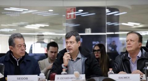 Gobierno Ciudad México hace frente falta agua