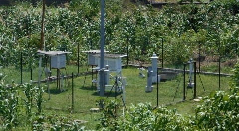 Adasa implanta sistema alerta temprana Santo Tomé y Príncipe