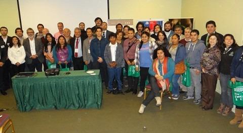 Gran convocatoria Seminario agricultura sustentable organizado CIDERH