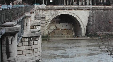 Aguas residuales y Roma