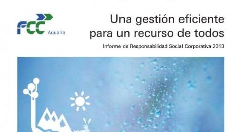 FCC Aqualia publica su octavo informe de RSC