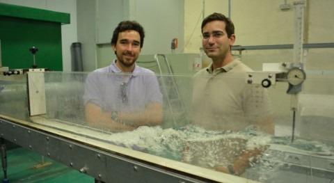 UPCT investiga amortiguación agua desembalsada presas hidráulicas