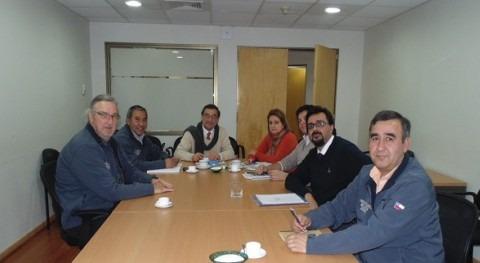 Comisión Nacional Riego se reúne Junta Vigilancia Río Ancoa
