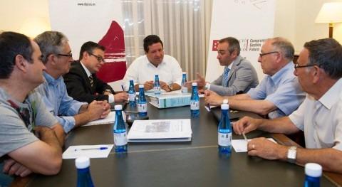 director general agua Comunidad Valenciana se reúne presidente Diputación Castellón