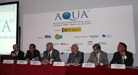 AQUA'13: claves internacionalización