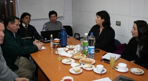 Comisión Regional Riego se reúne analizar situación agrícola Ríos