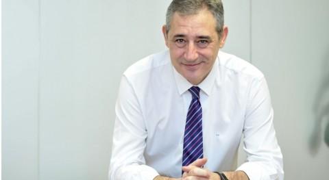 Entrevista Félix Parra, director general FCC Aqualia