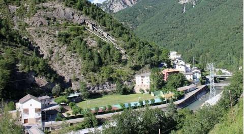 Central hidroeléctrica Lafortunada-Cinqueta