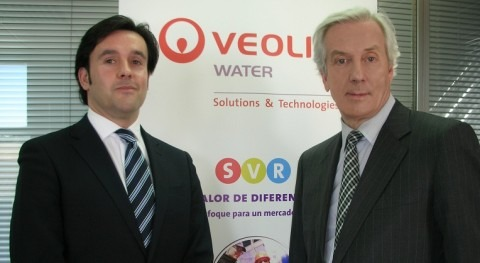 "José Ángel Legaz, Consejero Delegado Veolia Water Solutions & Technologies España: "" mundo agua vive hoy momento apasionante"""
