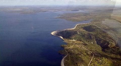 reserva hídrica española aumenta al 66,4% capacidad