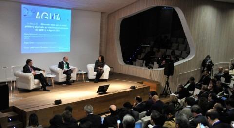 Alineando retos sector público y privado: Cumplimiento ODS 6 y agenda 2030