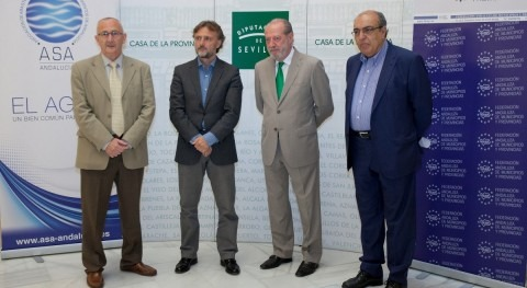 políticas agua, estratégicas desarrollo ambiental, económico y social Andalucía
