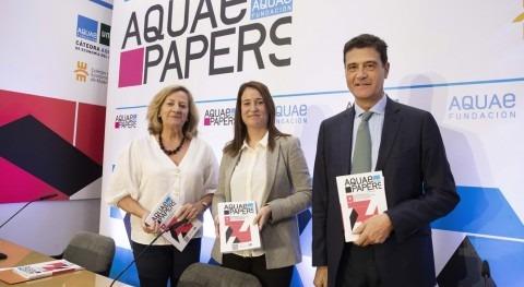 Fundación Aquae presenta publicación AQUAE PAPERS 9