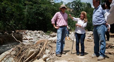 soluciones agua potable Mocoa avanzan eficazmente