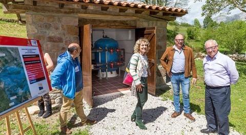 Gobierno Cantabria pone fin problemas abastecimiento agua Cicera