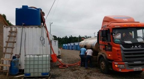 Ecuador asegura suministro permanente agua Esmeraldas