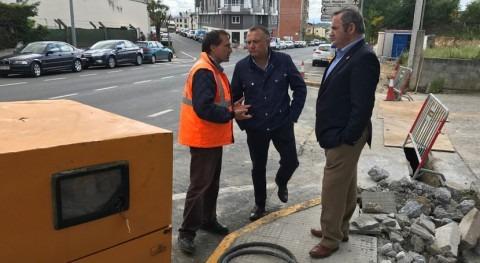 Gobierno Galicia mejora y amplia abastecimiento Palas Rei