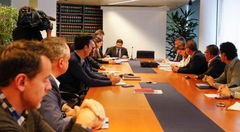 Dos alternativas captación lo río Verdugo garantizar abastecimiento Vigo