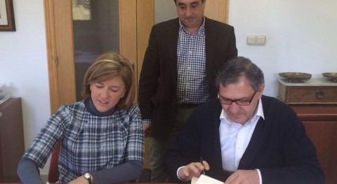 Avances modernización regadíos Canal Alto Bierzo, inversión 16,5 millones euros