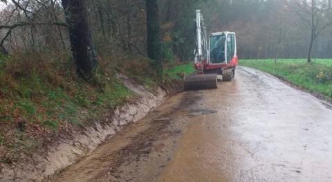 Galicia inicia ampliación red abastecimiento ayuntamiento Mesía 576.000 euros
