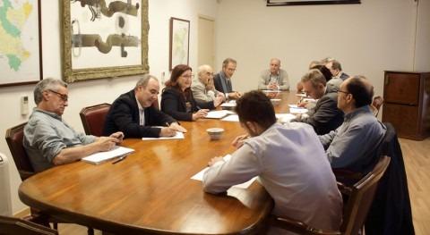 CHJ se reúne usuarios abastecimiento marco Pacto Nacional Agua