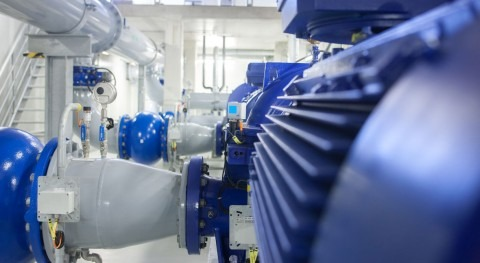 Eficiencia energética innovadora abastecimiento fiable agua potable Países Bajos