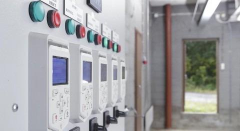 Caudal agua seguro y fiable nuevos variadores frecuencia ABB