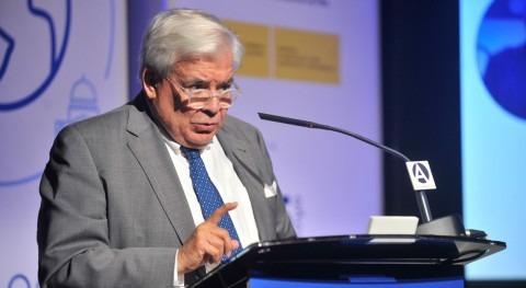 """Abel Mejía: """" sector público es determinante gestión agua y privado lo complementa"""""""