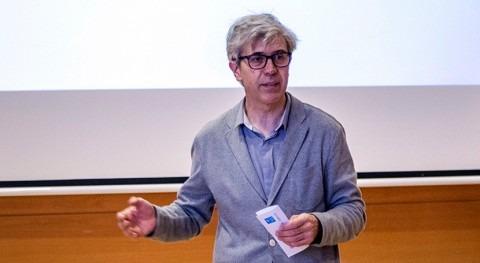 "Abel Solera: "" Cátedra facilita investigación temas gran utilidad agua urbana"""