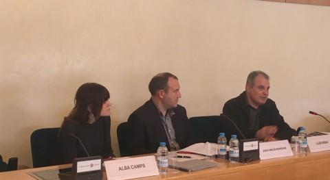 ACA y Consejo Comarcal Osona impulsan mejora saneamiento comarca