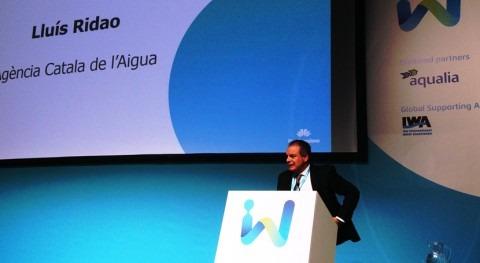 """"""" gestión futura zonas estrés hídrico pasa superar visión patrimonial agua"""""""