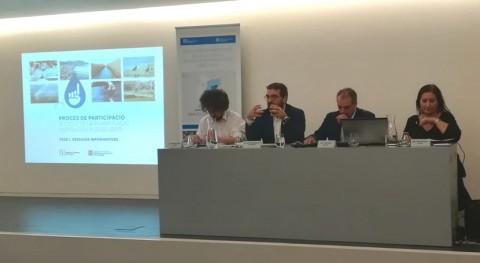 Granollers acoge última sesión informativa planificación hídrica catalana 2022-2027