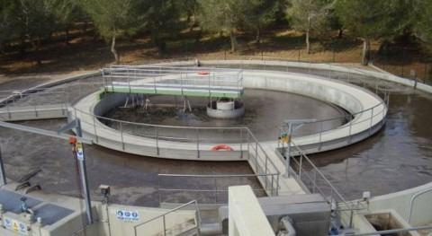 ACA y Ayuntamiento Caseres mejoran saneamiento municipio