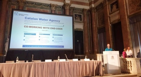 conocimiento mejora gestión inundaciones y sequías Cataluña llega Italia