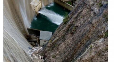 ACA mejora seguridad Llosa Cavall inversión más 59.200 euros