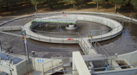 Agencia Catalana Agua impulsa ejecución obras depuradora Mafumet