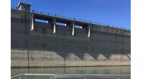 ACA finaliza trabajos nueva captación agua presa Siurana