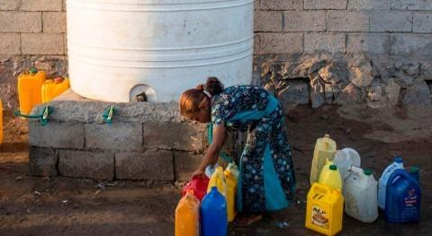 Cuatro millones yemeníes dependen distribuciones agua camiones cisterna