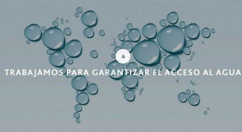 Acciona Agua: Trabajamos garantizar acceso al agua