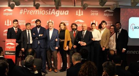 ACCIONA Agua gana premio iAgua mejor empresa sector