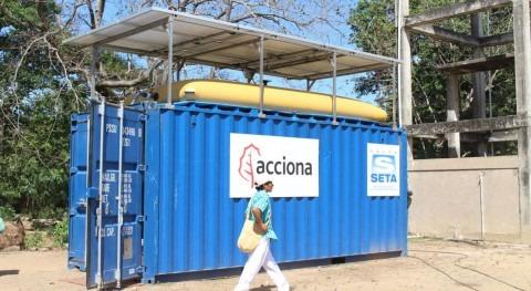 """ACCIONA, premiada proyecto """"Agua potable Wiwa"""", desarrollado Colombia"""