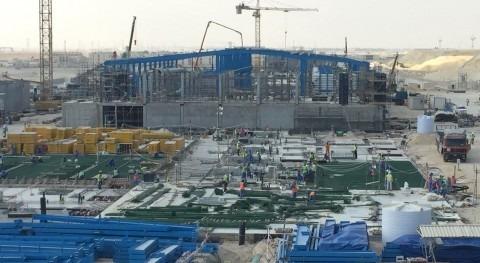 ACCIONA participa ceremonia inauguración obras primera desaladora Qatar